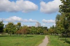Parco di Pulkovo Fotografie Stock Libere da Diritti