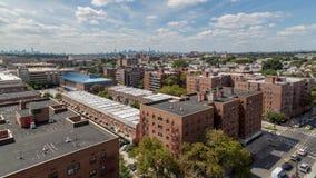 Parco di Rego, Queens Immagine Stock Libera da Diritti