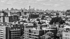 Parco di Rego, Queens Immagini Stock Libere da Diritti