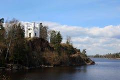 Parco di Repos di lunedì, Vyborg La Russia Fotografia Stock Libera da Diritti
