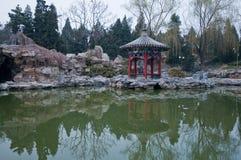 Parco di Ritan Fotografia Stock