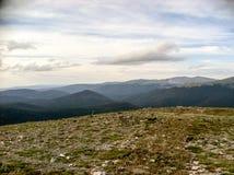 Parco di Rocky Mountain immagini stock libere da diritti
