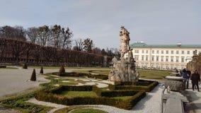Parco di Salisburgo immagini stock libere da diritti