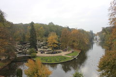 Parco 2 di Sofiyivsky Immagine Stock