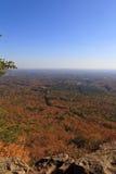 Parco di stato della montagna di Crowders Fotografia Stock