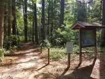 Parco di stato della montagna di Medoc immagine stock