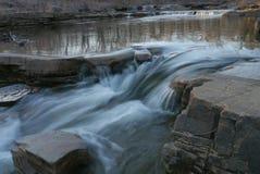 Parco di stato delle colline di Osage Fotografia Stock