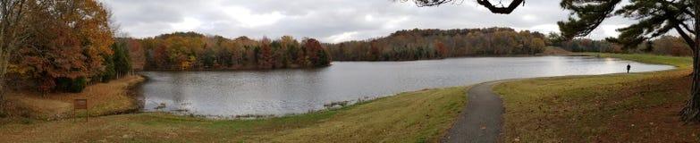 Parco di stato in Illinois fotografia stock