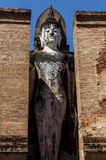 Parco di storia di Sukothai Fotografia Stock Libera da Diritti