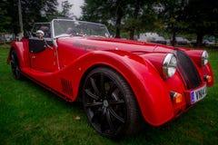 Parco di Syon, manifestazione eccellente Ferarri, Zonda, BMW dell'automobile di sport di Prive del salone di Londra, piegato, Bug Fotografia Stock Libera da Diritti