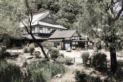 Parco di Theam: Il paese delle meraviglie di Edo Immagine Stock