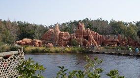 Parco di Tokyo Disneyland Immagine Stock Libera da Diritti
