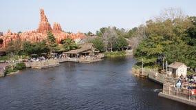 Parco di Tokyo Disneyland Immagine Stock