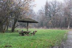 Parco di Topcider Fotografia Stock