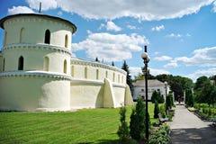 Parco di Trostianets, regione di Sumi, Ucraina fotografia stock