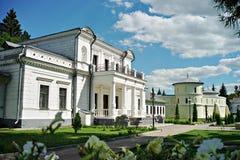 Parco di Trostianets, regione di Sumi, Ucraina immagine stock libera da diritti