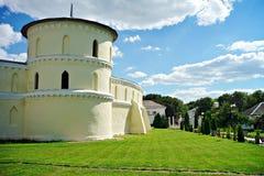Parco di Trostianets, regione di Sumi, Ucraina fotografia stock libera da diritti