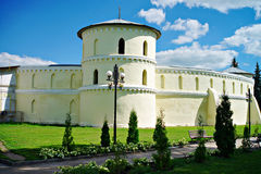 Parco di Trostianets, regione di Sumi, Ucraina immagini stock libere da diritti