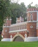 Parco di Tsaritsyno Fotografie Stock Libere da Diritti