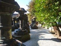 Parco di Ueno Tokyo Giappone fotografie stock