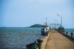 Parco di Yaht al harbor1 Fotografie Stock