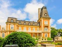 Parco e palazzo Evxinograd o Evksinograd Varna, Bulgaria fotografia stock