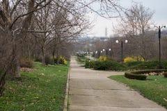 Parco fotografato della molla Immagine Stock Libera da Diritti