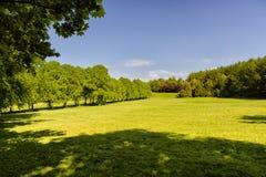 Parco Irvine Scotland di Eglinton Fotografia Stock Libera da Diritti