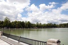 Parco Madrid Immagini Stock