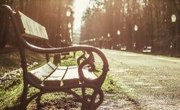Parco Maksimir Zagabria della città fotografia stock libera da diritti