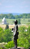 Parco militare nazionale di Gettysburg - 084 Fotografia Stock