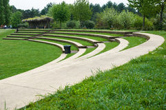 Parco Miralfiore Pesaro Стоковые Изображения RF
