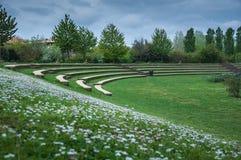 Parco Miralfiore Pesaro Stock Photo