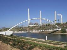 Parco Nahal Hadera Fotografia Stock