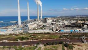 Parco Nahal Hadera stock footage
