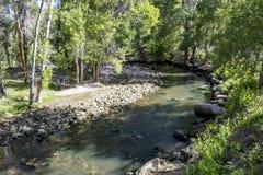 Parco naturale del ponte di Ayers Immagine Stock