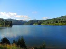 Parco naturale di Bucegi Fotografia Stock