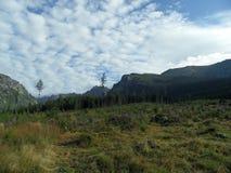 Parco nazionale alto Tatras, Slovacchia Fotografia Stock