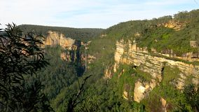 Parco nazionale blu delle montagne, NSW, Australia Fotografia Stock Libera da Diritti