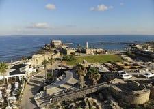 Parco nazionale Cesarea Fotografia Stock Libera da Diritti