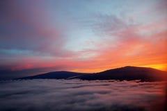 Parco nazionale dei vulcani delle Hawai, U.S.A. Fotografia Stock Libera da Diritti