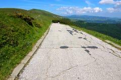 Parco nazionale del Balcani Fotografia Stock