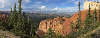 Parco nazionale del canyon del canyon-Bryce della betulla nera Immagine Stock Libera da Diritti