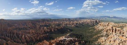 Parco nazionale del canyon di Brice Immagine Stock
