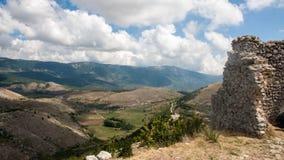 Parco Nazionale del Gran Sasso Royaltyfri Foto