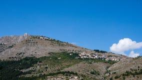 Parco Nazionale del Gran Sasso Arkivbilder