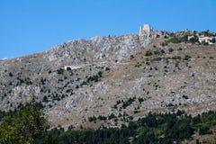 Parco Nazionale del Gran Sasso Arkivfoto