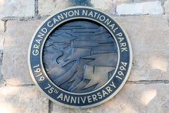 Parco nazionale del Grand Canyon Fotografia Stock