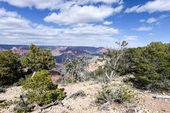 Parco nazionale del Grand Canyon Immagini Stock
