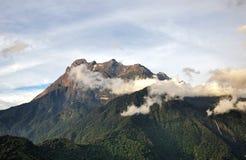 Parco nazionale del Monte Kinabalu, Sabah Borneo Fotografie Stock